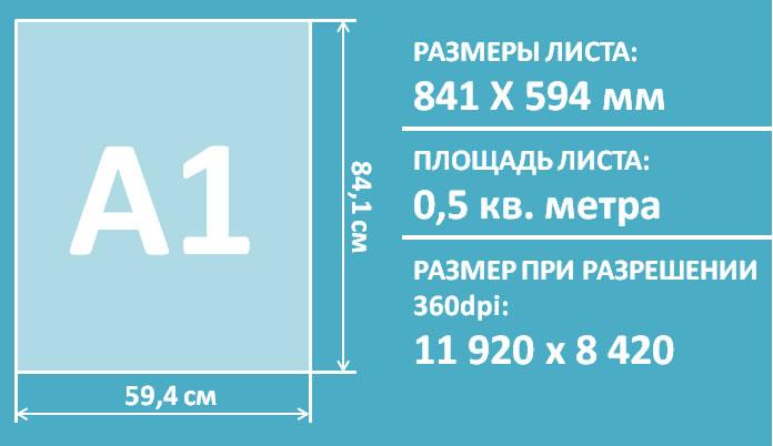 Размер фото для плаката рыжая